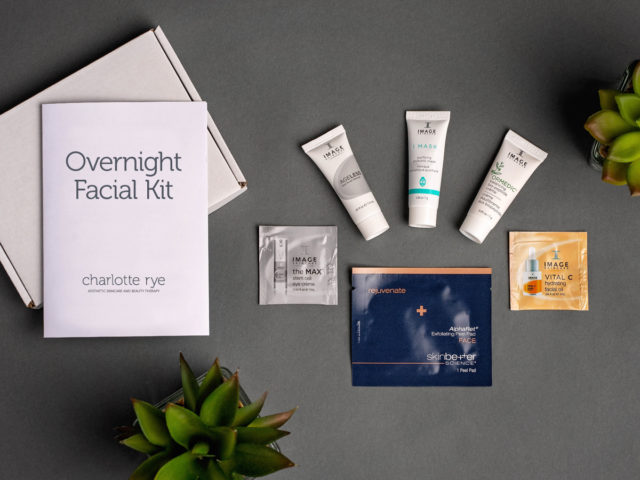 Overnight Facial Deep Cleanse Kit