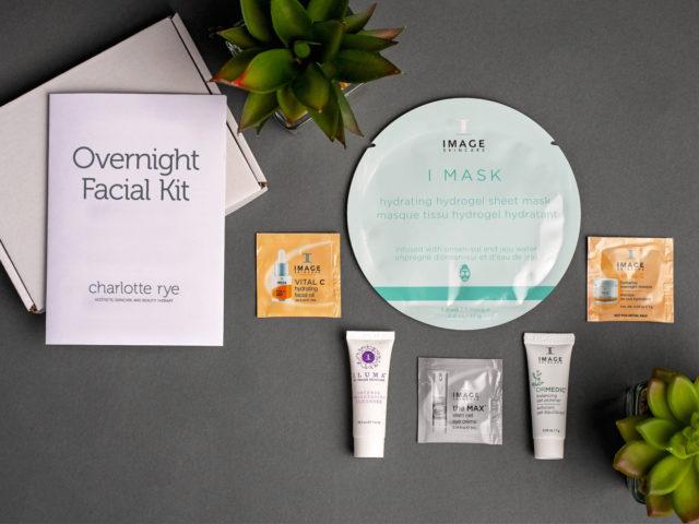 Overnight Facial Illuminate Kit