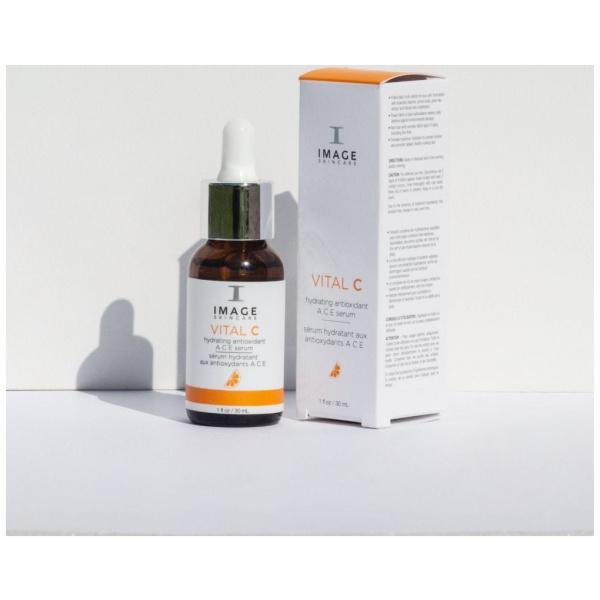 VITAL C Hydrating Antioxidant A C E Serum box